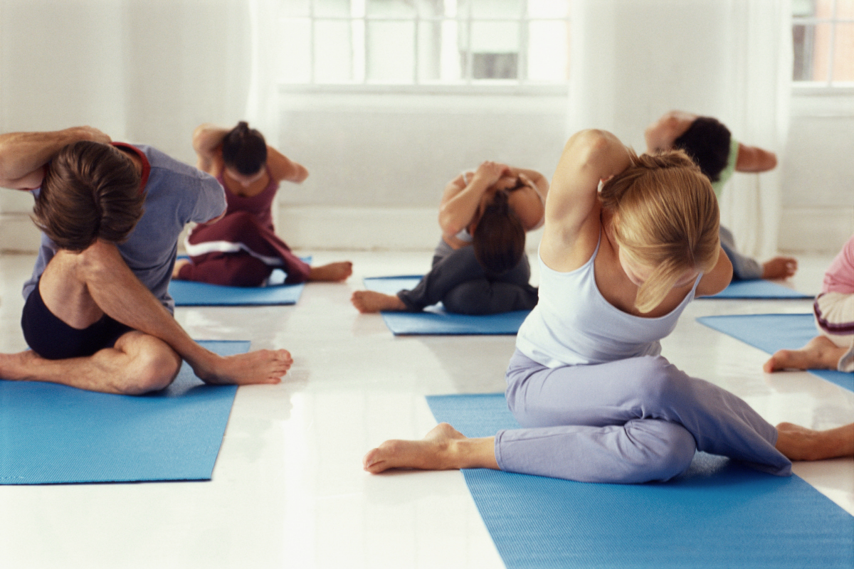 Yoga for depression – why it can really help to clear your mind