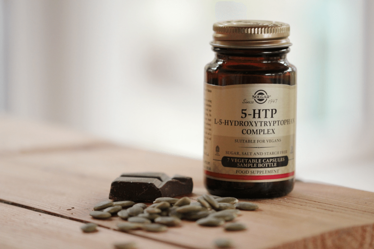 Natural remedies for depression: 5-HTP