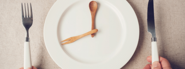 intermittent fasting for depression