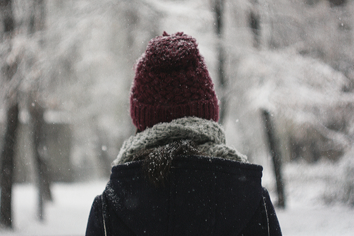 12 questions to ask yourself if you're feeling the winter blues