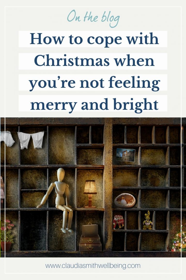 not feeling merry and bright