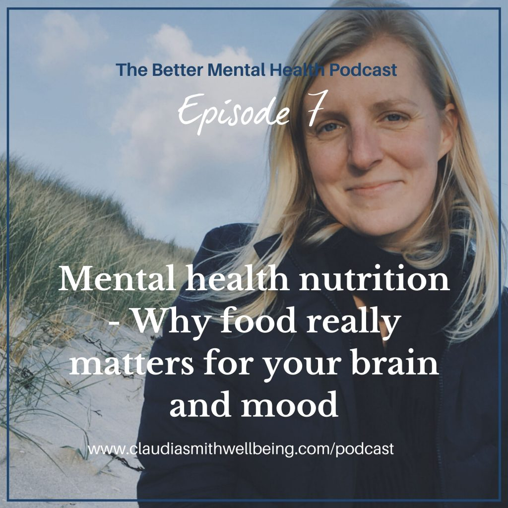 mental health nutrition
