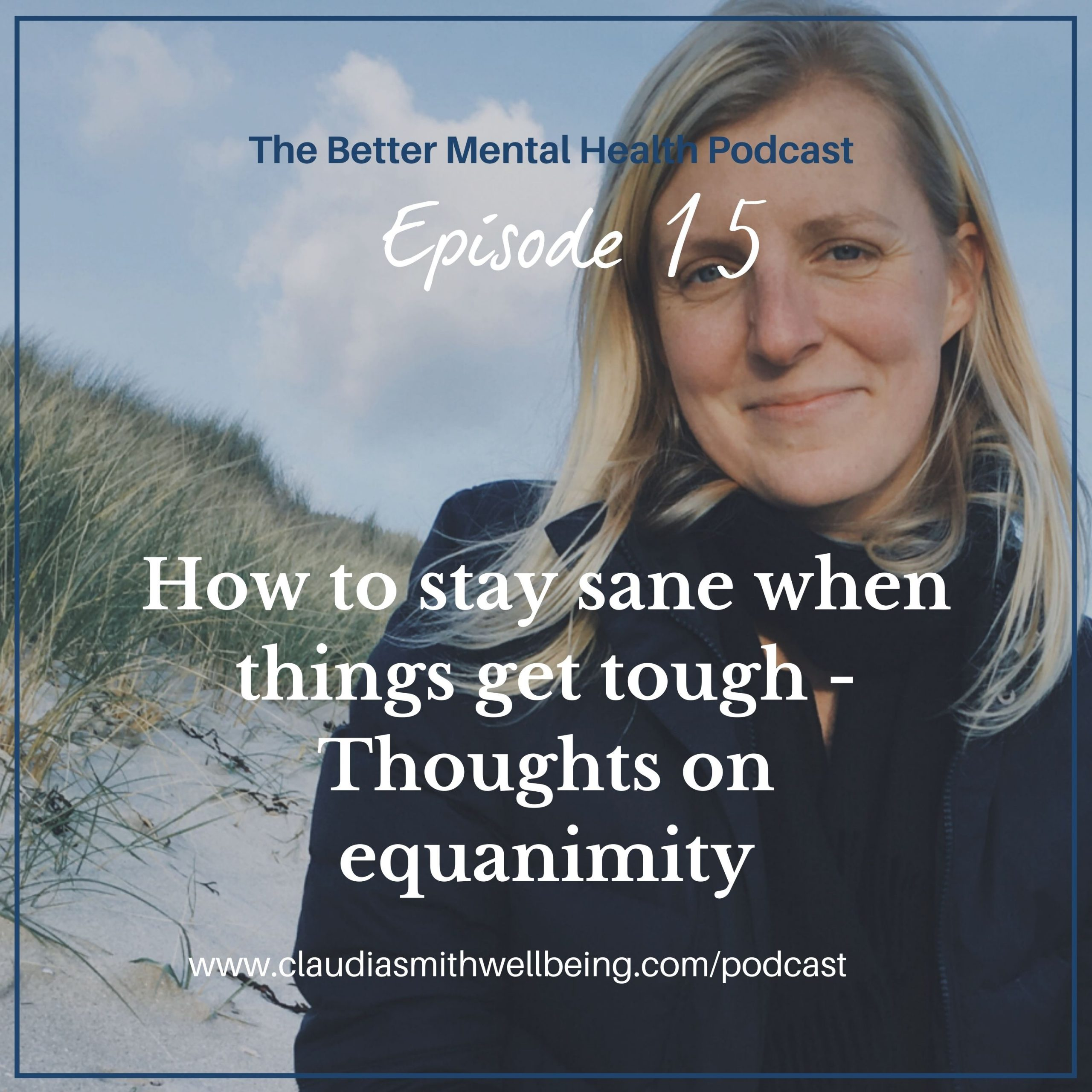 How to stay sane when things get tough – Thoughts on equanimity