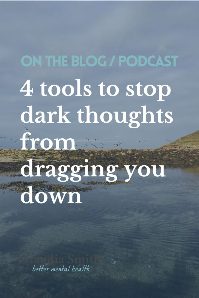 stop dark thoughts