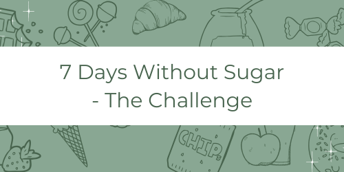 7 days without sugar challenge